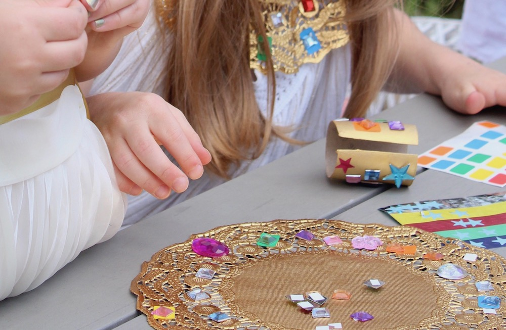 An Ancient Egyptian Birthday Party Fit For A Pharaoh Babyccino Kids