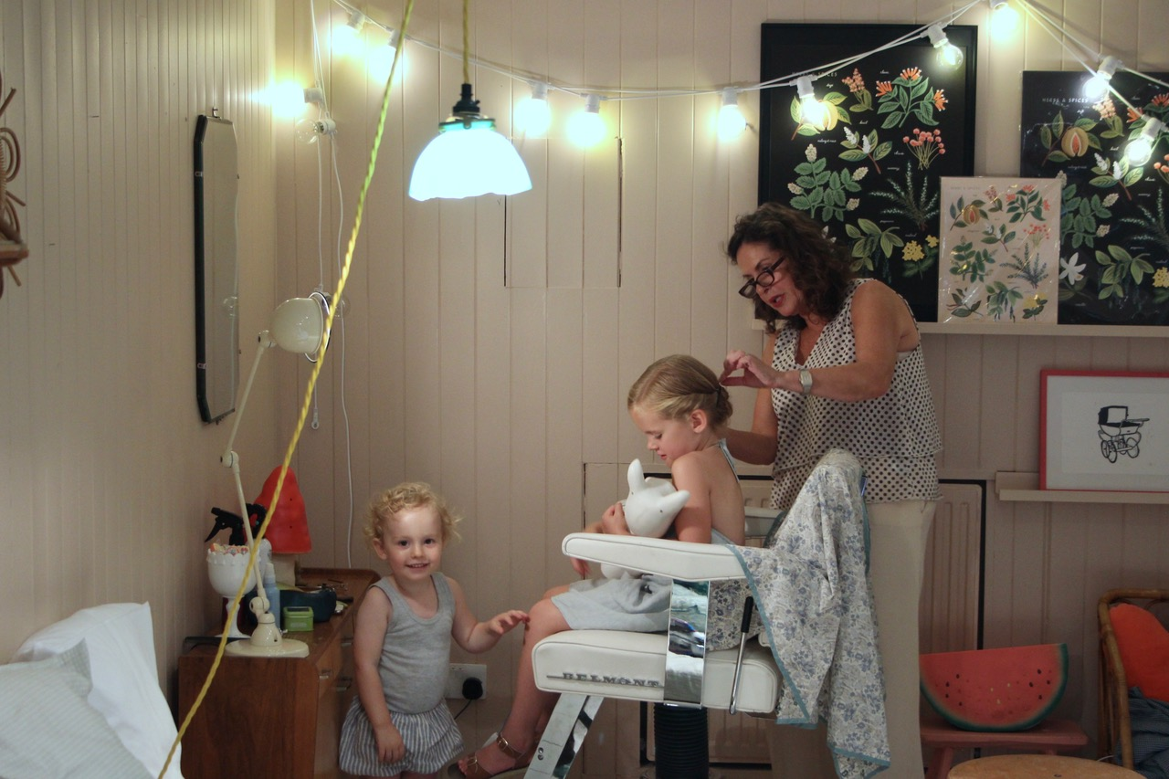 c4b6c57aa89ec With my children, they have polar reactions to getting their haircut. My  daughter could sit there for hours and hours, chatting to Debbie, and  letting her ...