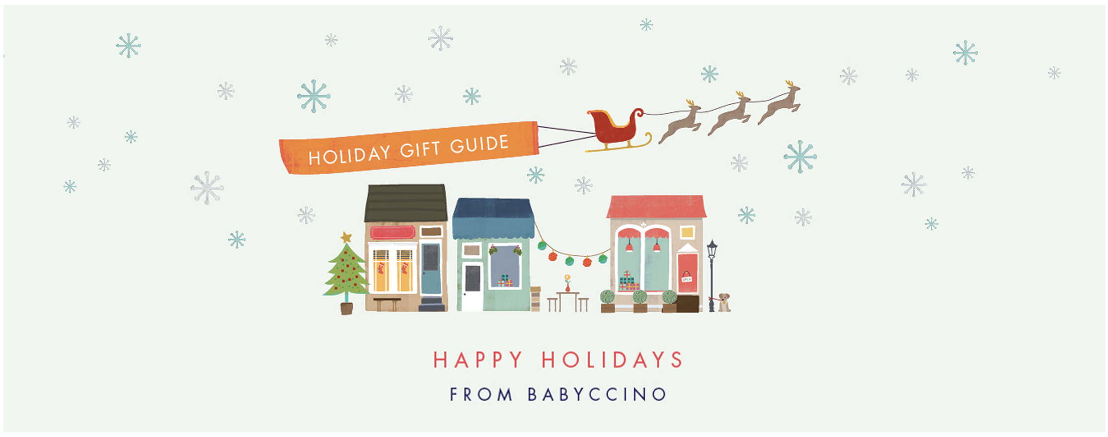 Babyccino\'s Holiday Gift Guides of 2018 filled with fun gift ideas ...